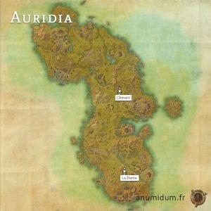 Auridia - Pierre de Mundus
