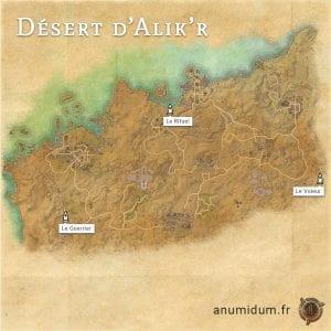 Désert d'Alik'r - Pierre de Mundus
