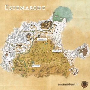 Estemarche - Pierre de Mundus