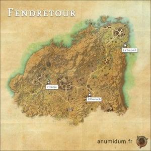 Fendretour - Pierre de Mundus