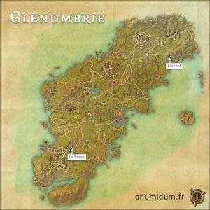 Glénumbrie - Pierre de Mundus
