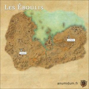 Les Éboulis - Pierre de Mundus