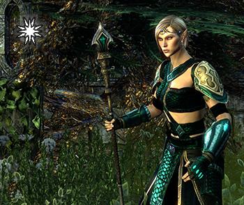« Eir » Gardien Healer Build PVE