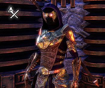 « Lilith » Lamenoire DPS Magie Build PVE