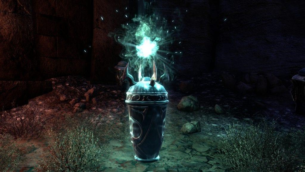 Le sceau / l'urne à activer pour revoir un bonus